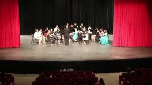 Woodwind Ensemble LHS Chamber Music Concert 2018