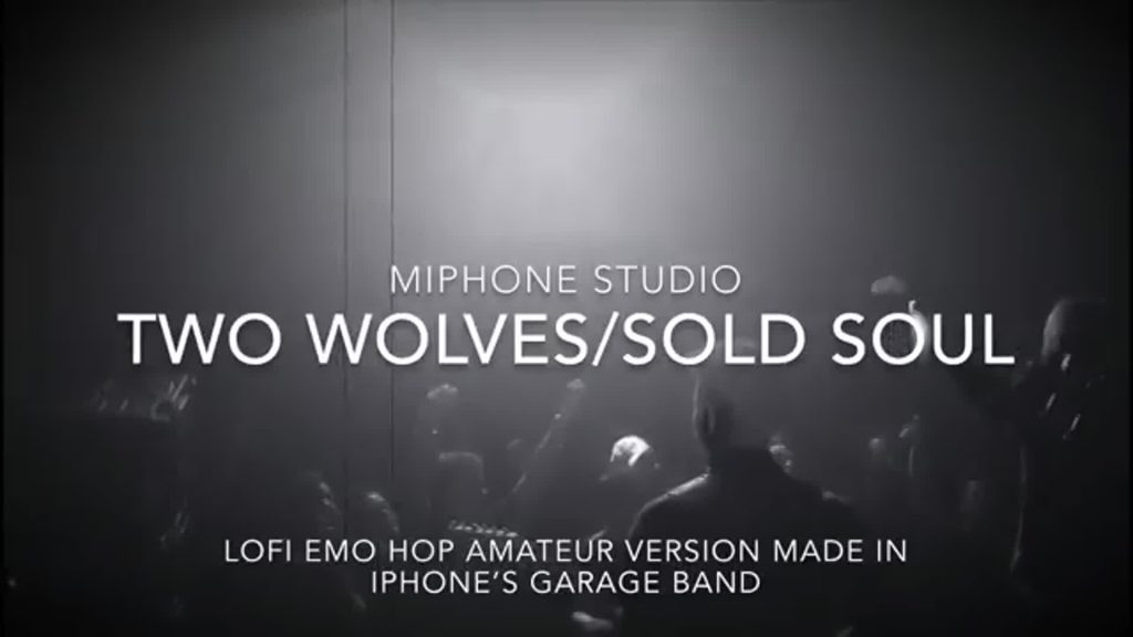 Lofi / Two Wolves/Sold Soul // iPhone Garage Band